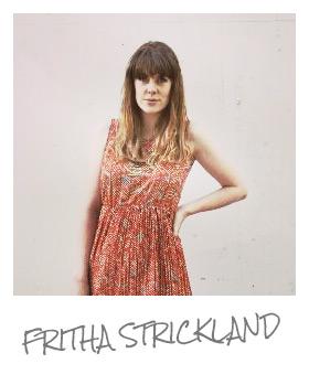 Lifestyle Blogger Fritha Strickland