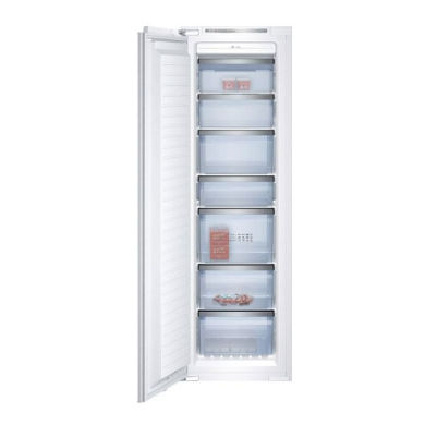 Neff H1772xW556xD545 Integrated Tower Freezer