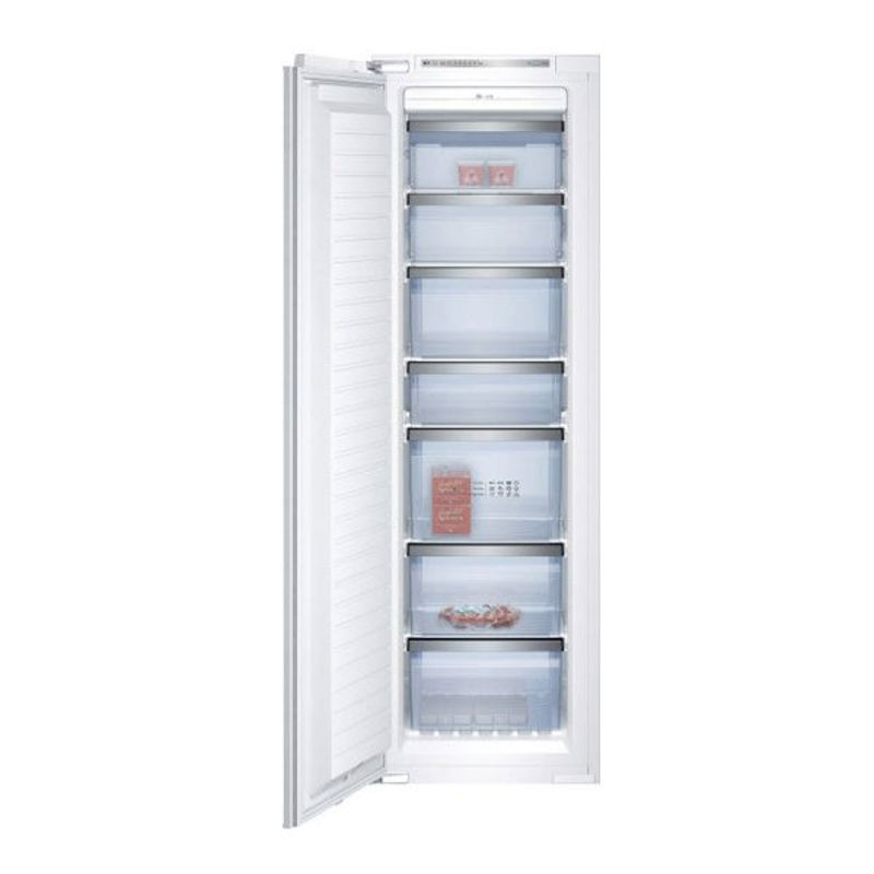 Neff H1772xW556xD545 Integrated Tower Freezer primary image