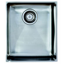 Foss 1.0 Bowl Stainless Steel Sink (430x370mm)