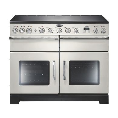 Rangemaster EXL110EIIV/C Excel 1100mm Induction - Ivory - EXL110EIIV/C