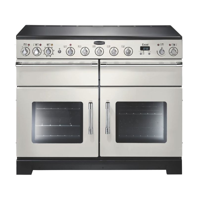 Rangemaster EXL110EIIV/C Excel 1100mm Induction - Ivory - EXL110EIIV/C primary image
