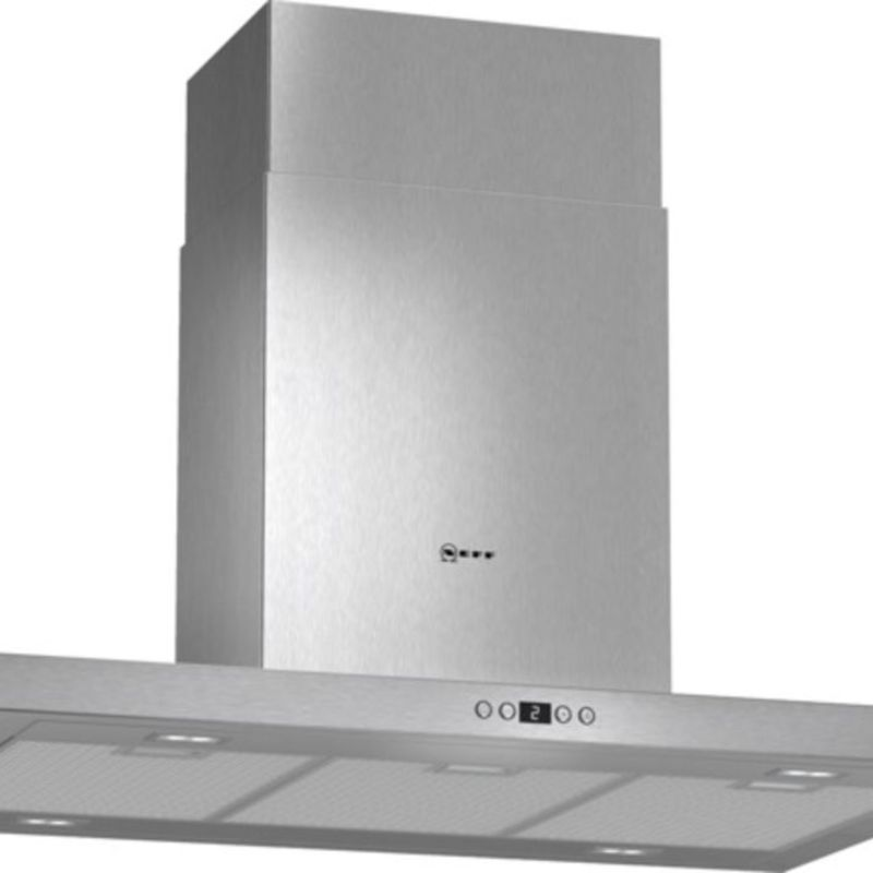Neff H744xW900xD600 Island Cooker Hood - Stainless Steel primary image