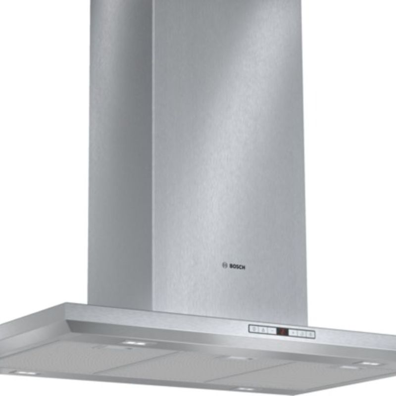 Bosch H744xW900xD600 Island Cooker Hood - Stainless Steel primary image
