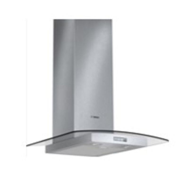 Bosch H638xW600xD540 Chimney Cooker Hood - Stainless Steel primary image