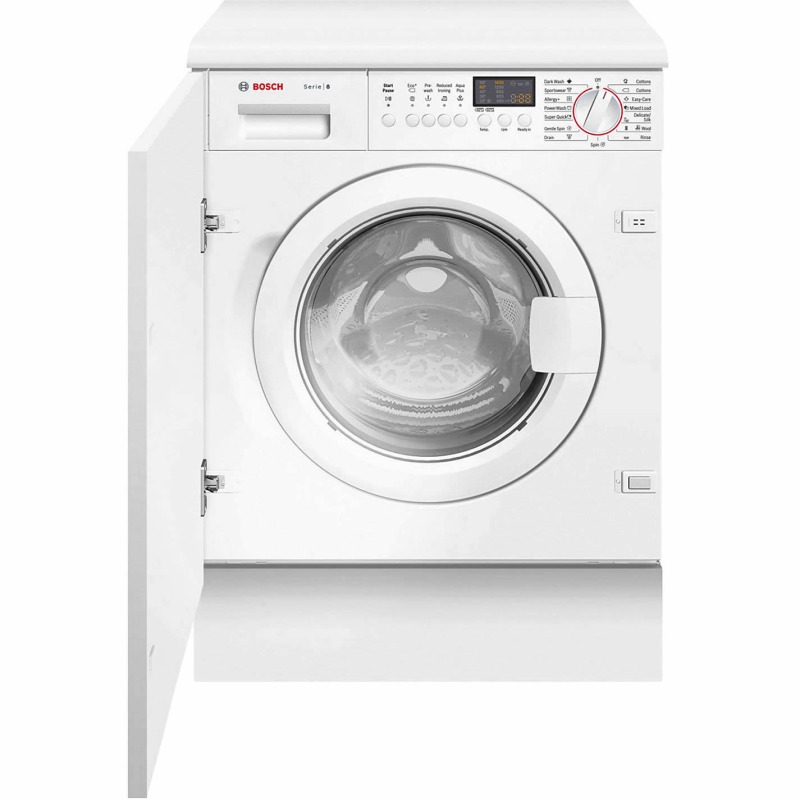 Bosch H818xW596xD574 Integrated Washer additional image 1