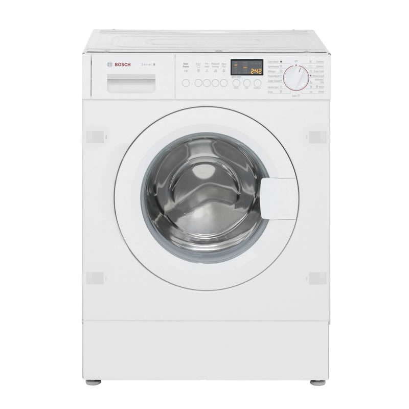 Bosch H818xW596xD574 Integrated Washer primary image
