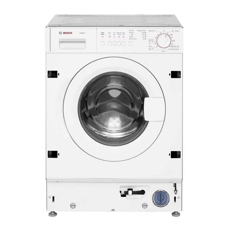 Bosch H818xW596xD574 Integrated Washer - WIS24141GB additional image 3