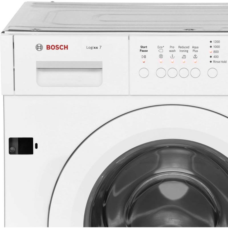 Bosch H818xW596xD574 Integrated Washer - WIS24141GB additional image 5