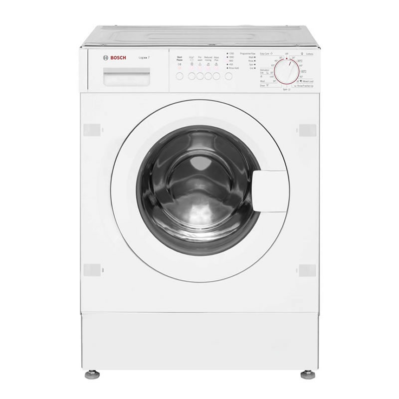 Bosch H818xW596xD574 Integrated Washer - WIS24141GB primary image