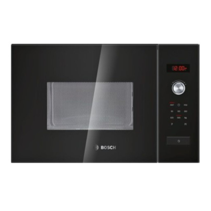 Neff H382xW594xD388 25L Integrated Microwave - Black additional image 1