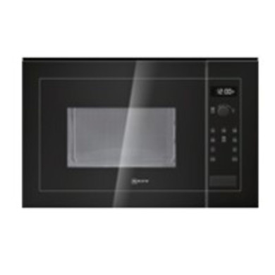 Neff H382xW594xD388 25L Integrated Microwave - Black