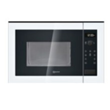 Neff H12WE60W0G 25L Integrated Microwave White