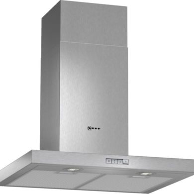 Neff H628xW600xD500 Chimney Cooker Hood - Stainless Steel