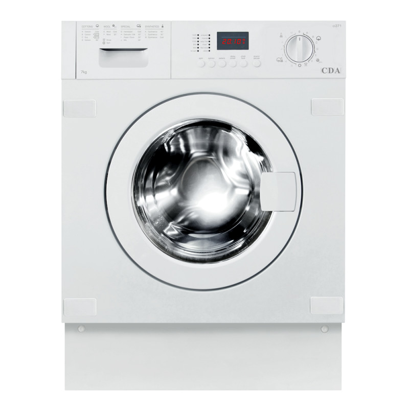 CDA H820xW596xD550 Fully Integrated Washer (7kg) primary image