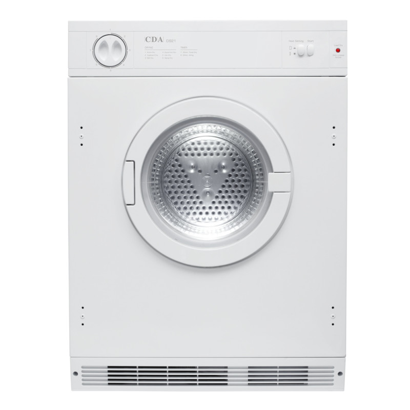 CDA H890xW596xD545 Fully Integrated Dryer (7kg) primary image