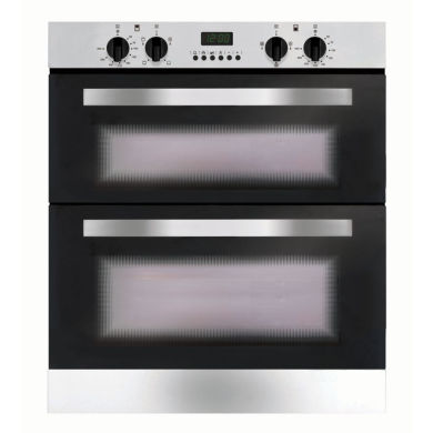 Matrix MD720SS Built-Under Electric Double Oven - Stainless Steel