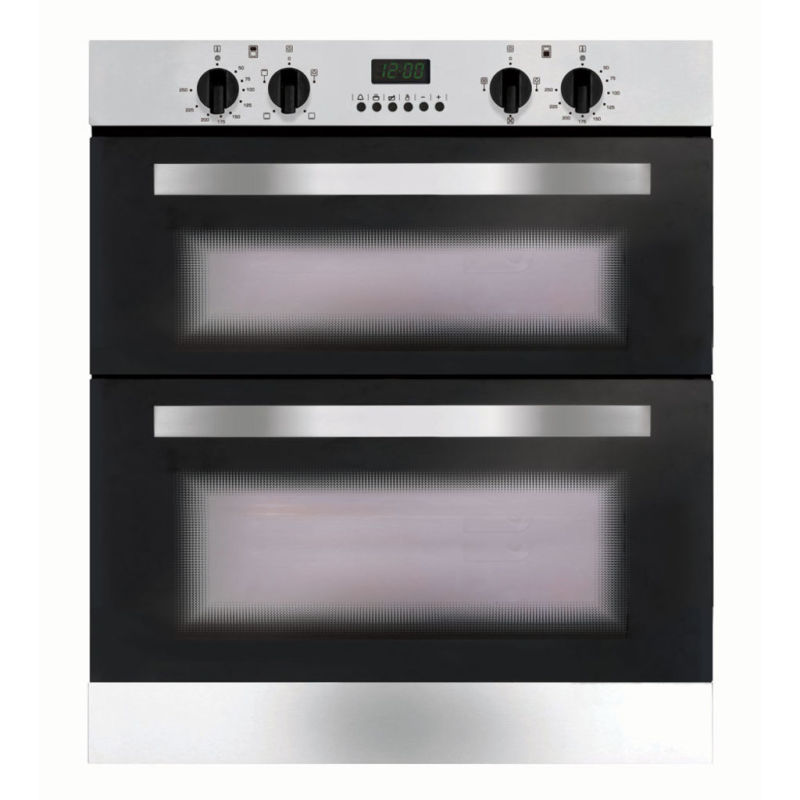 Matrix MD720SS Built-Under Electric Double Oven - Stainless Steel primary image