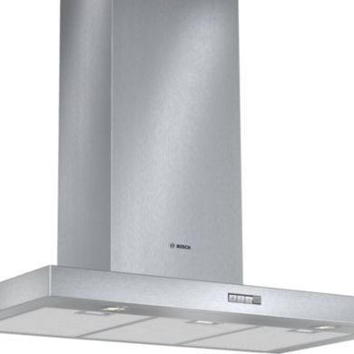 Bosch H642xW900xD500 Chimney Cooker Hood - Stainless Steel