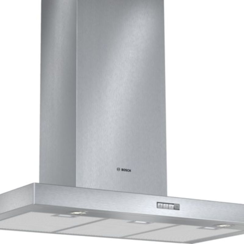 Bosch H642xW900xD500 Chimney Cooker Hood - Stainless Steel primary image