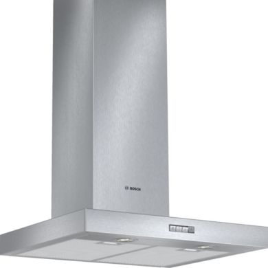 Bosch H642xW600xD500 Chimney Cooker Hood - Stainless Steel - DWB064W50B