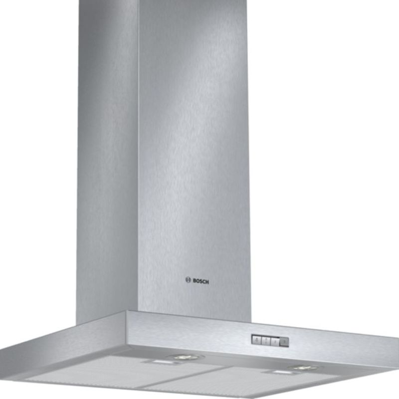 Bosch H642xW600xD500 Chimney Cooker Hood - Stainless Steel - DWB064W50B primary image