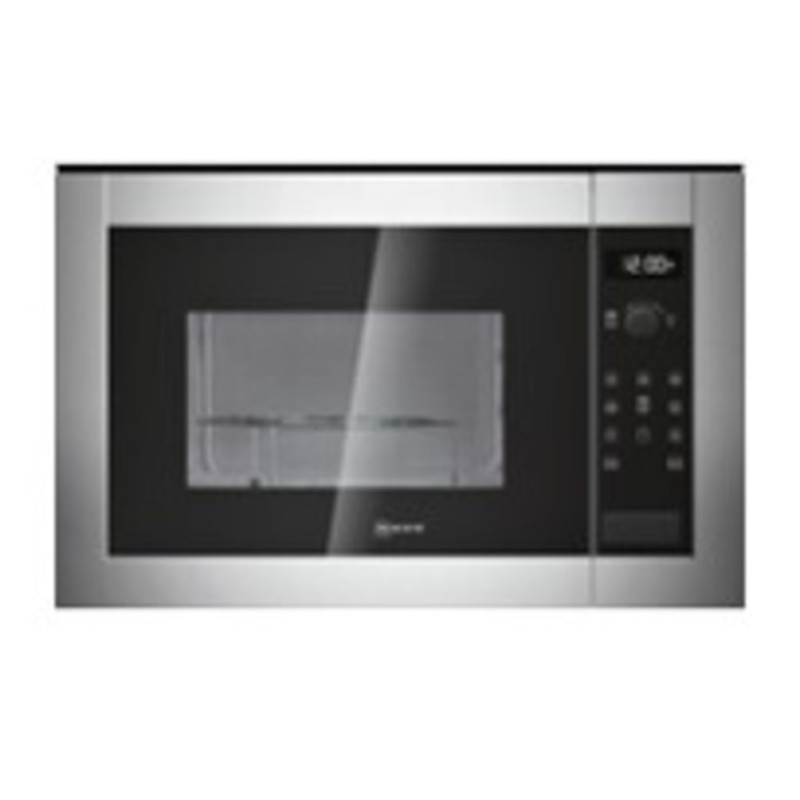 Neff H12GE60N0G 25L Integrated Microwave - Stainless Steel primary image