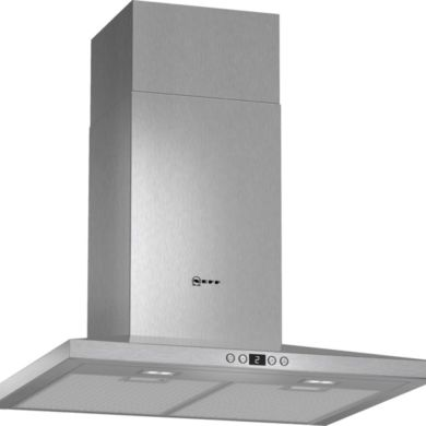 Neff H672xW600xD500 Chimney Cooker Hood - Stainless Steel