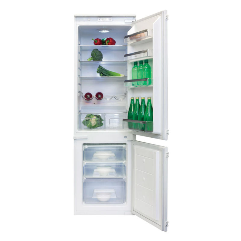 CDA H1772xW540xD540 70/30 Integrated Fridge Freezer primary image