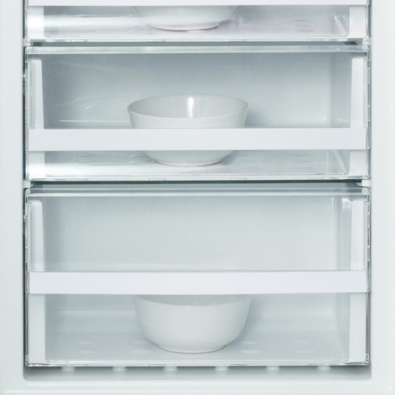 CDA H1770xW555xD540 70/30 Integrated Fridge Freezer (Frost Free) additional image 1