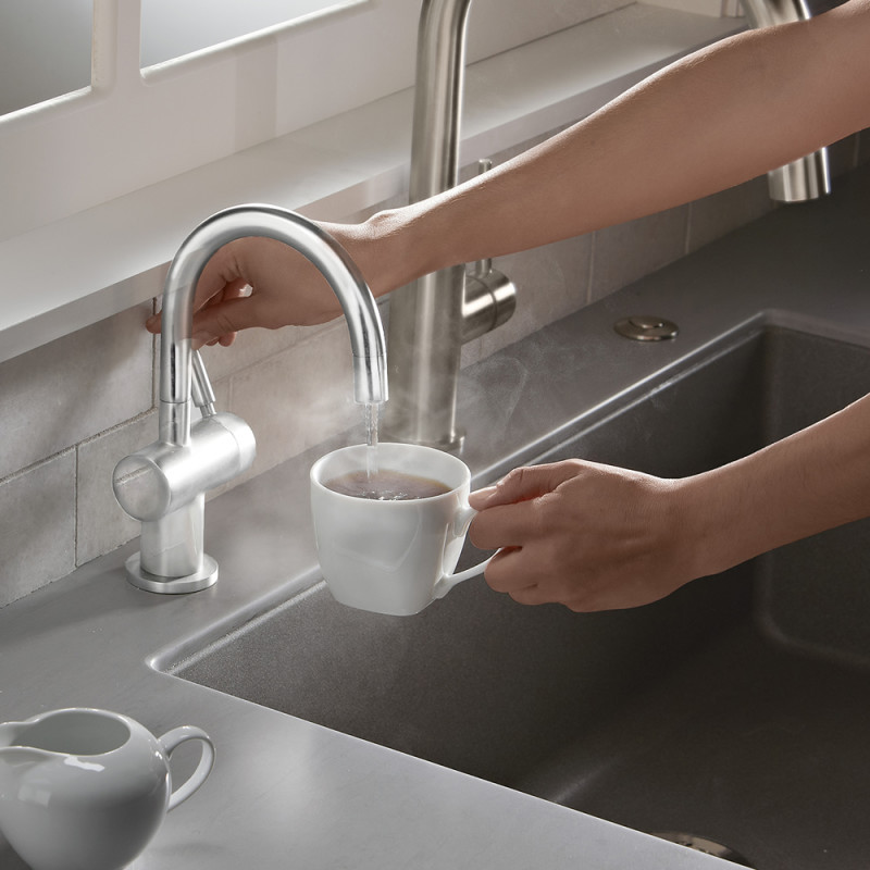 Insinkerator H3300 Filtered Hot Water Tap Chrome additional image 7