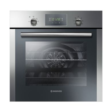 Hoover H595xW595xD550 Multi-Function Oven Stainless Steel