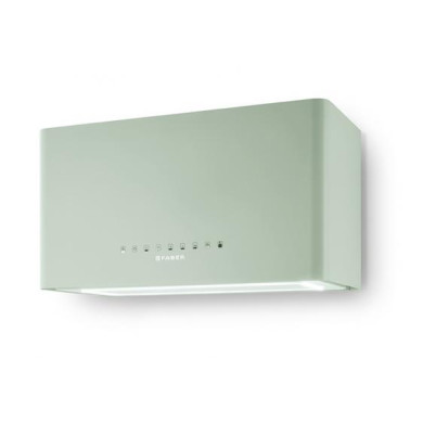 Faber H320xW598xD400  Thalia Wall-mounted Cooker Hood - Sage Green