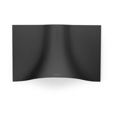 Faber H573xW898xD361 Veil Wall-mounted Cooker Hood - Black