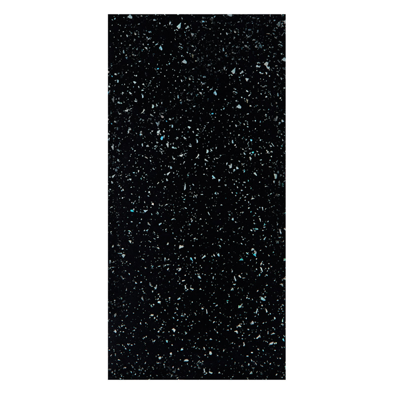 2960x1200x12 Worktop Rhino Edge-Mystic Black Gloss primary image