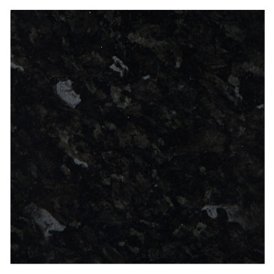 4000x602x12 Worktop Rhino Edge-Black Granite Gloss
