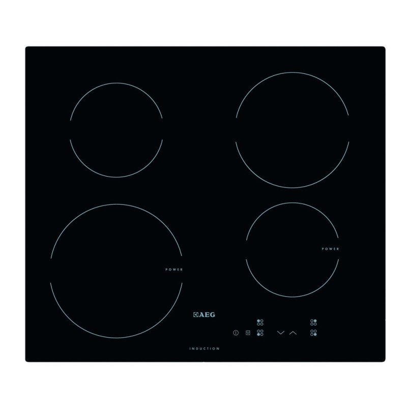 AEG H60xW590xD520 Induction 4 Zone Hob primary image