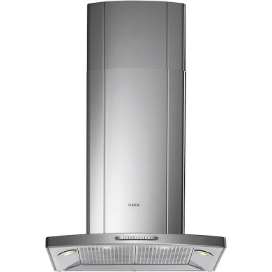 AEG H1220xW598xD470 Chimney Hood - Stainless Steel