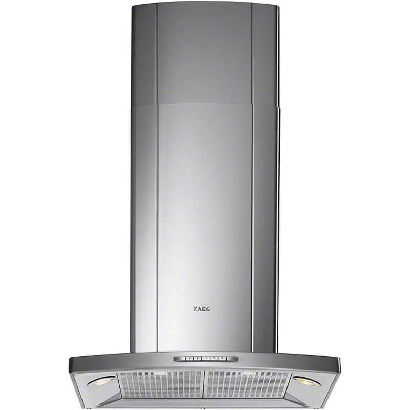AEG H1220xW598xD470 Chimney Hood - Stainless Steel primary image