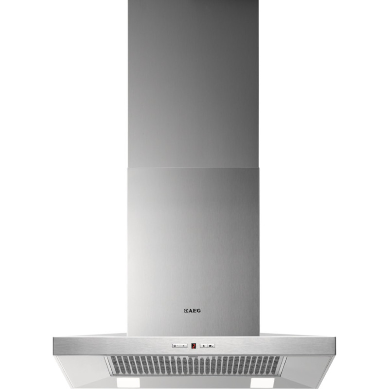 AEG H1220xW598xD470 Chimney Hood - Stainless Steel additional image 2