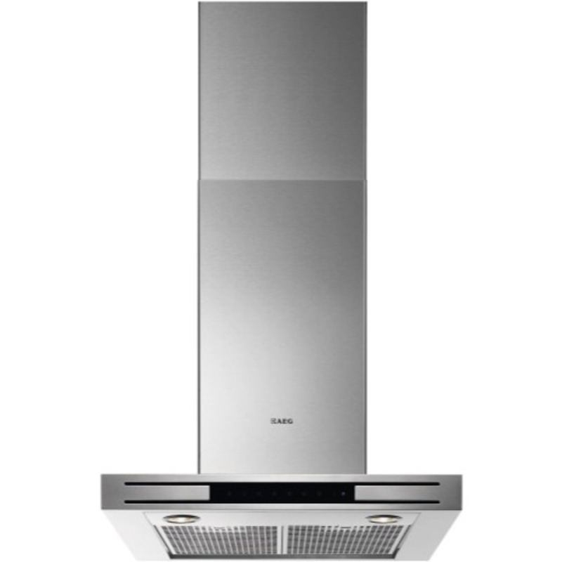 AEG H60xW598xD470 Chimney Box Hood - Stainless Steel primary image