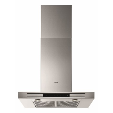 AEG H60xW698xD470 Chimney Box Hood - Stainless Steel
