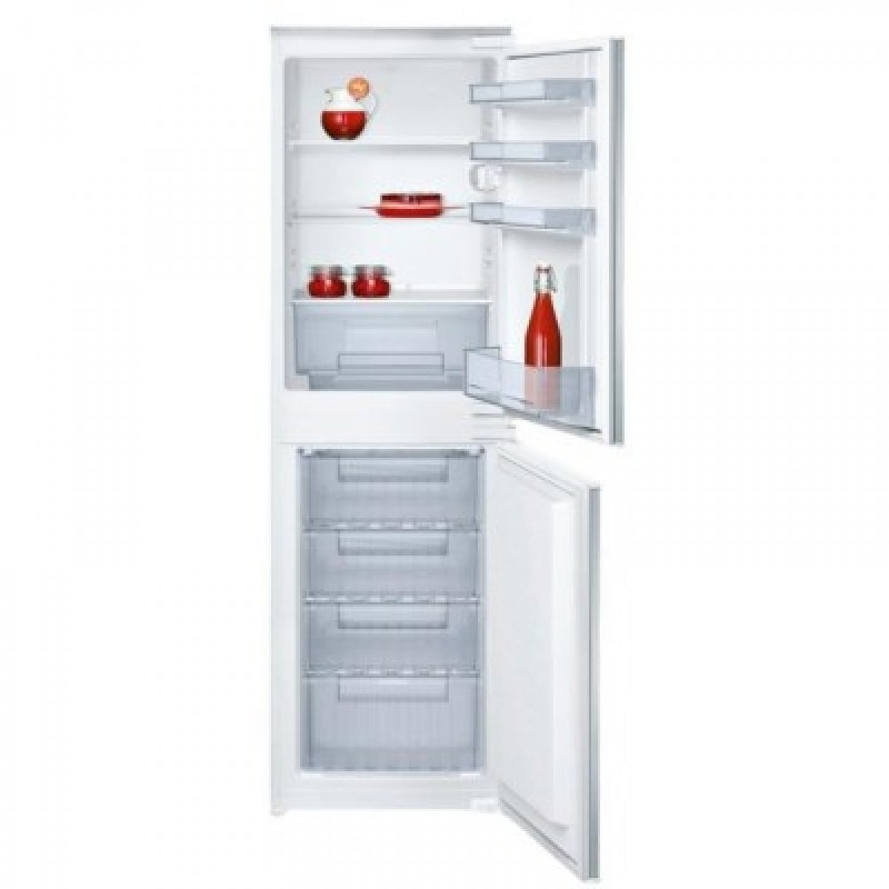AEG H1772xW540xD549 50/50 Fridge Freezer - SCS51810S1 primary image