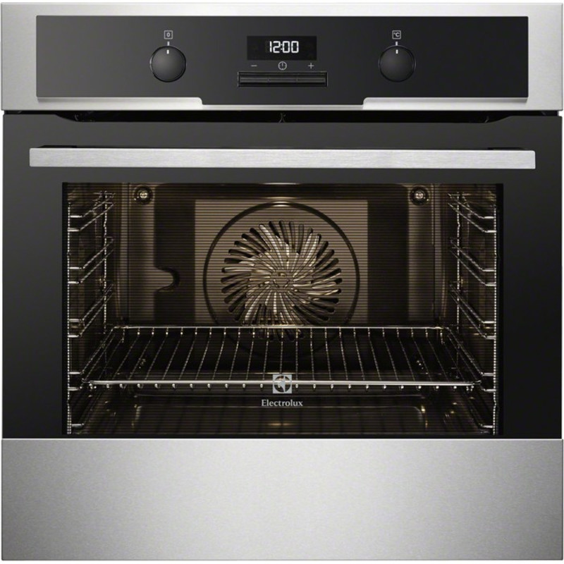 Electrolux H594xW594xD567 Single Multi Function Oven - Stainless Steel primary image