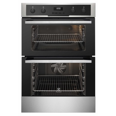 Electrolux H888xW594xD548 Built-In Multi Function Double Oven - Stainless Steel