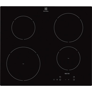 Electrolux H60xW590xD520 Induction 4 Zone Hob