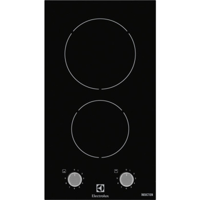 Electrolux H43xW290xD520 Induction 2 Zone Hob