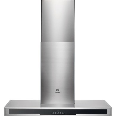 Electrolux H70xW898xD470 Chimney Hood - Stainless Steel