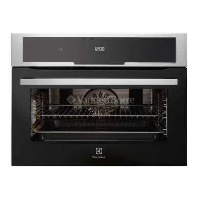 Electrolux H455xW594xD567 Compact Multi Function Oven - Stainless Steel