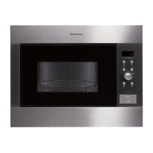 Electrolux H525xW660xD535 26ltr Built In Microwave - Stainless Steel